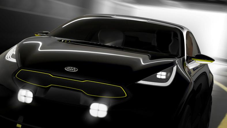 Frankfurt. 10 września. Właśnie tam i wtedy podczas salonu samochodowego Kia pochwaliła się autem, które zostało nazwane niro…