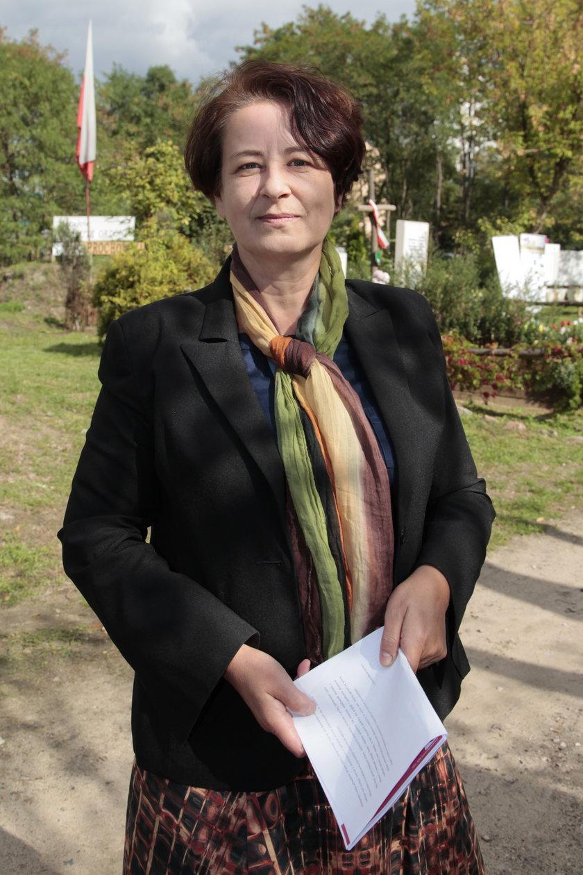 Hanna Pilcicka-Ciura - Stowarzyszenie Naukowe Archeologów Polskich