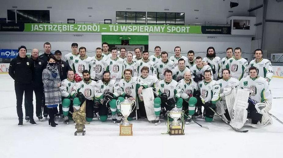 JKH GKS Jastrzębie - Mistrz Polski 2020/2021