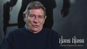 """""""Hans Kloss. Stawka większa niż śmierć"""" - wywiad z Stanisławem Mikulskim"""