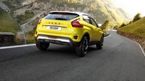 Łada X-Code - atrakcyjny SUV z Rosji