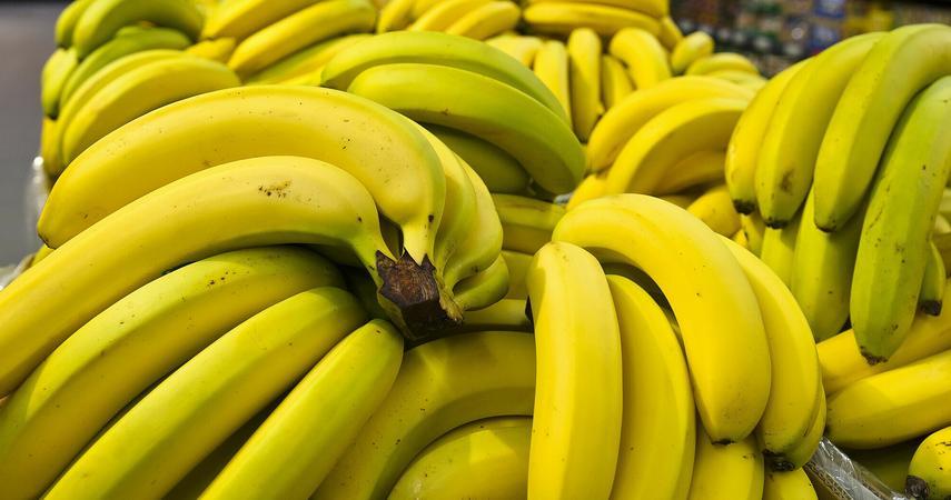 Kokaina w bananach w Polsce. Paczki trafiły do sklepów