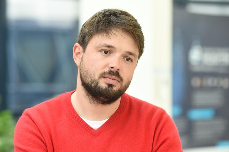 Miloš Milisavljević 2019 foto tanjug dragan kujundzic