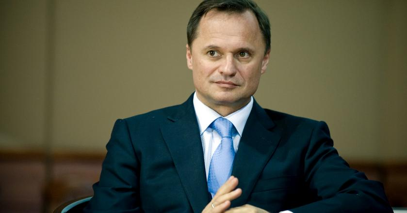 Leszek Czarnecki jest założycielem grupy kapitałowej Getin Holding