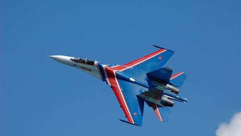 Rosja przeprowadzi ćwiczenia lotnicze przy granicy z Ukrainą