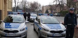 Policjanci śmigają nowymi...
