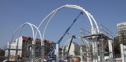Budują Przystanek Centrum