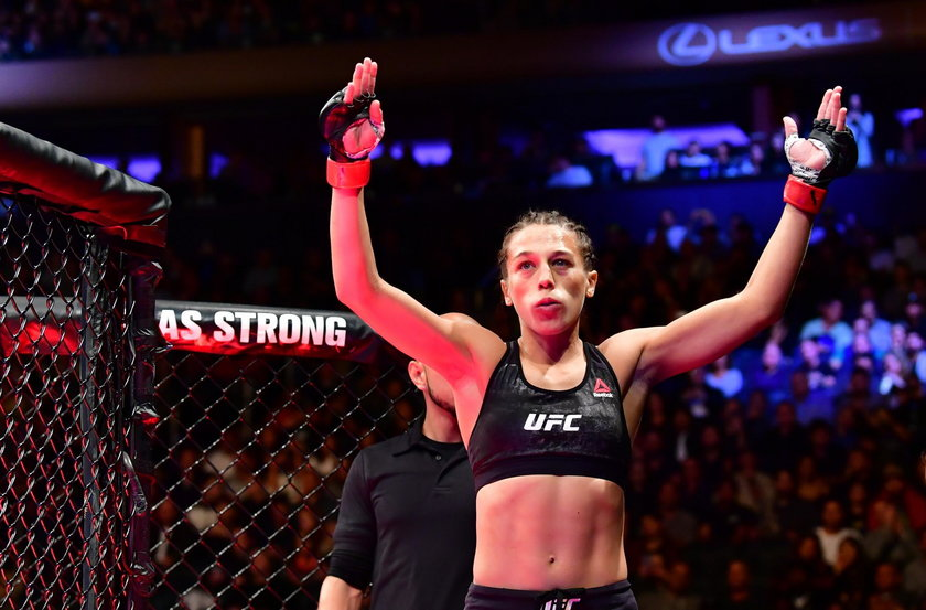 Była mistrzyni UFC mówi publicznie o rozstaniu ze swoim narzeczonym Przemysławem Butą (30 l.).