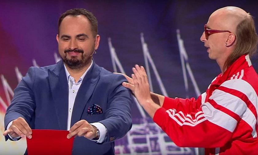 Pan Ząbek i Agustin Egurrola