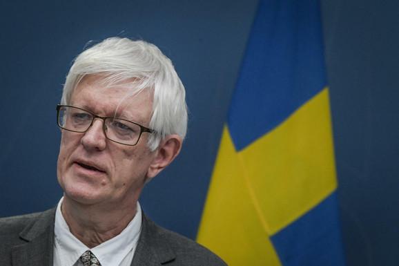 direktor Agencije za javno zdravlje Johan Karlson