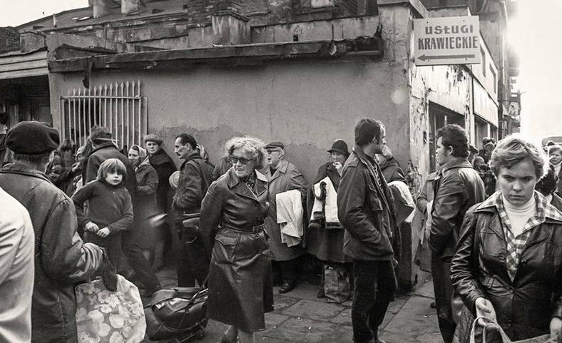 Praga w starej fotografii, fot. Jerzy Woropiński