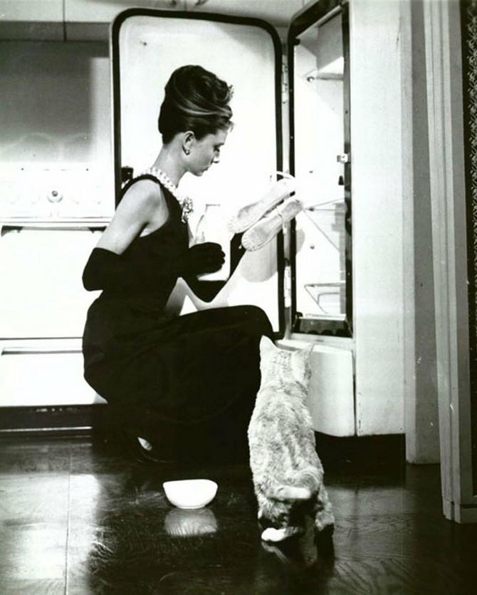 Upravo Živanši stoji iza kultne crne haljine Odri Hepbern u filmu