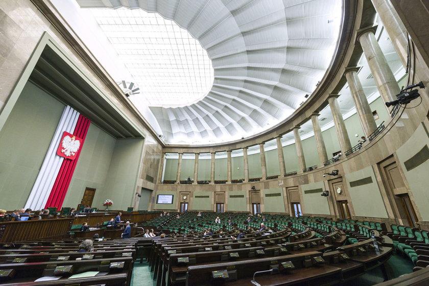 Debata przed wyborami parlamentarnymi