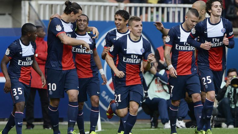 53a41fbf7 Ligue 1: PSG rozbiło Bastię - Piłka nożna