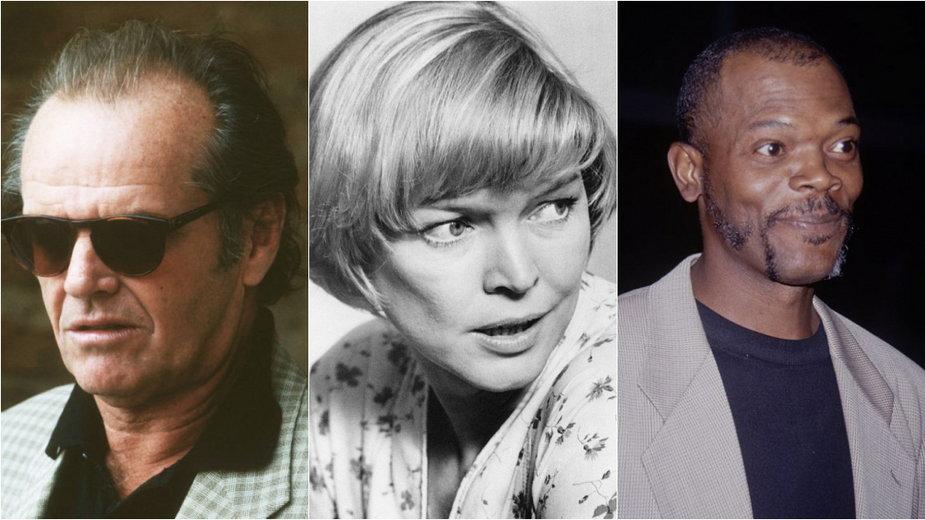 Jack Nicholson, Ellen Burstyn, Samuel L. Jackson