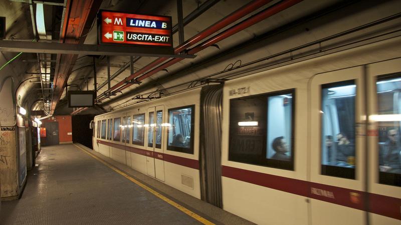 Rzym, metro