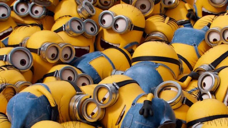 """""""Minionki"""" to trzecia najbardziej dochodowa animacja wszech czasów"""