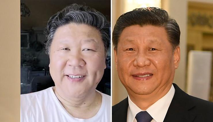 'NARUŠAVA UGLED LIDERA': Operski pjevač toliko liči na Xi Jinpinga da je zbog toga stalno na meti kineskih vlasti!