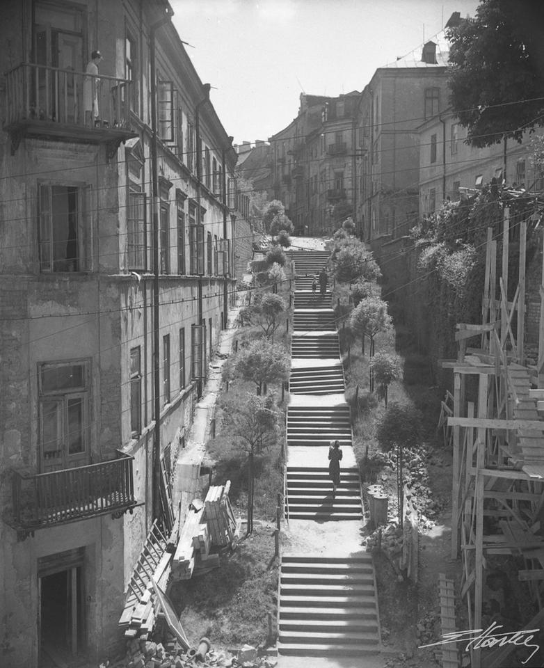 Opowieść o Lublinie. Zobaczcie niesamowite zdjęcia Edwarda Hartwiga