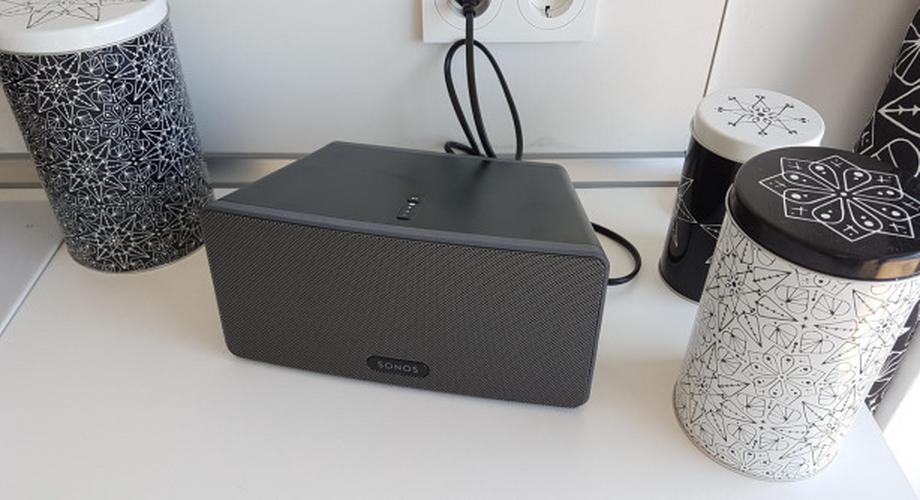 Stereo-Multiroom-Lautsprecher Sonos Play:3 im Test