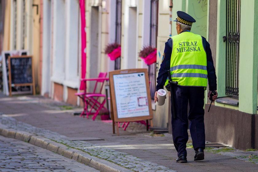 NIK skontrolowała poznańską straż miejską