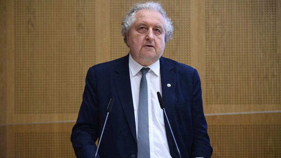 Były prezes Trybunału Konstytucyjnego prof. Andrzej Rzepliński