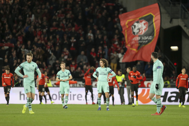 FK Ren, FK Arsenal
