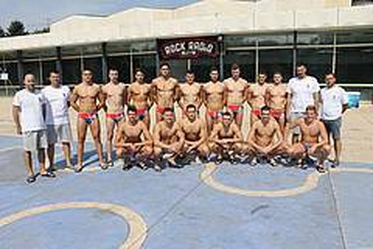 Juniorska vaterpolo reprezentacija Srbije