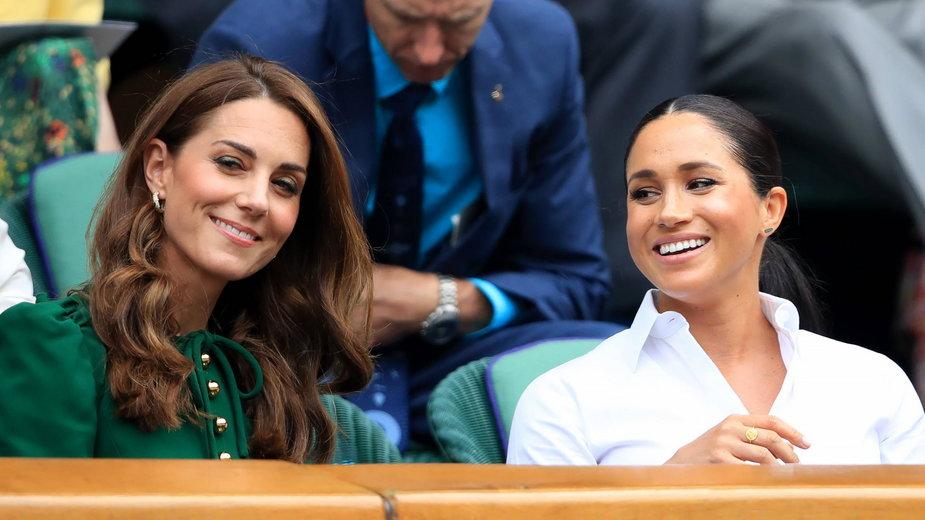 Meghan Markle szczerze o relacjach z księżną Kate