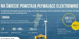 Elektrownia przyszłości będzie unosić się na oceanie