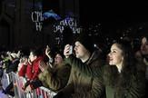 NIS Publika na koncertu MArije Serifovic Foto I Andjelkovic