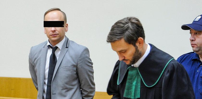 Dariusz K. przed sądem przyznał się do alkoholizmu