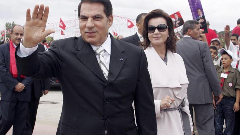 Obalony prezydent Tunezji umiera. Zapadł w śpiączkę
