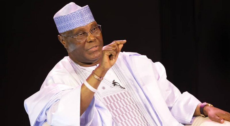 Atiku says only restructuring will save Nigeria from becoming failed state