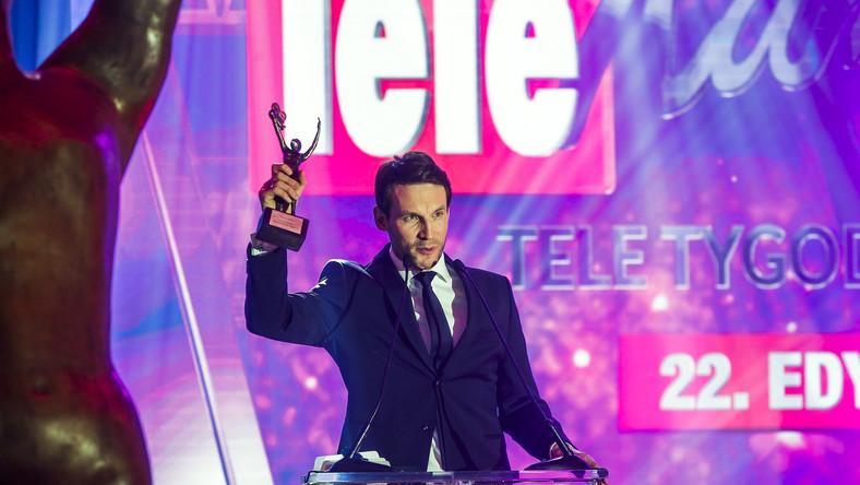 Telekamery 2019 - Tomasz Wolny