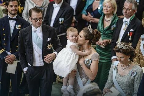 Švedska princeza Viktorija ljubi ćerkicu Estel
