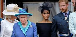 Królowa już podjęła decyzję! Co dalej z Meghan i Harrym?