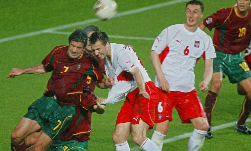 Reprezentacja Polski w 2002 roku