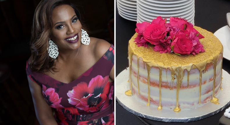 How Uhuru's niece Nana Gecaga celebrated her 41st birthday