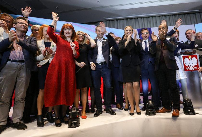 Politycy partii tworzących Zjednoczoną Lewicę