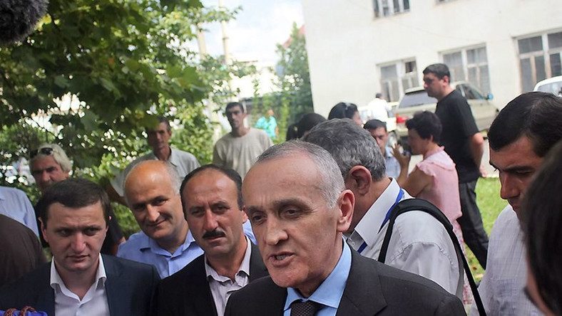 Aleksandr Ankwab zwycięzcą wyborów prezydenckich w Abchazji