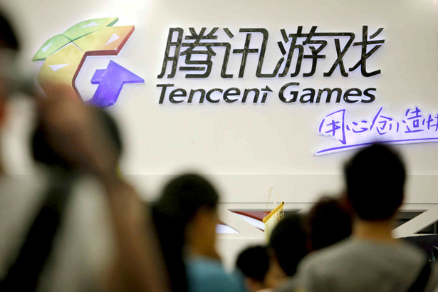 Tencent - 17 992 mln USD