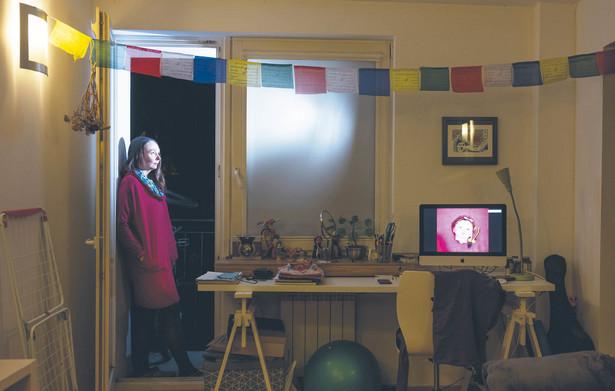 """Karolina Jonderko fotografka, finalistka tegorocznej edycji konkursu World Press Photo. Jej cykl """"Reborn"""" został nominowany w kategorii Projekty Długoterminowe"""