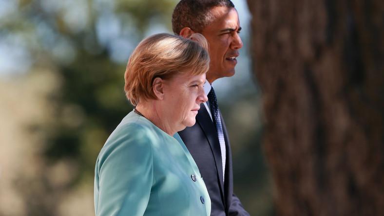 Obama chciał wiedzieć o Merkel wszystko. Wypływają nowe rewelacje...