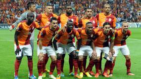 Efektowna oprawa kibiców tureckiego Galatasaray