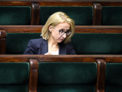 Teresa Czerwińska jako minister finansów wprowadza pierwsze zmiany