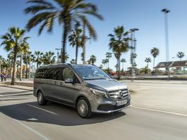 Mercedes klasy V – luksusowy van | TEST