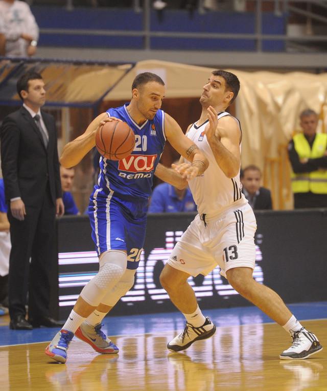 Tadija Dragićević je za Budućnost igrao 2016. godine