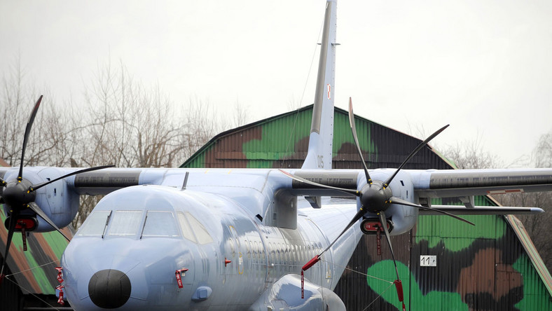 DZIENNIK: Nonszalancja i brawura to norma u polskich pilotów samolotów CASA