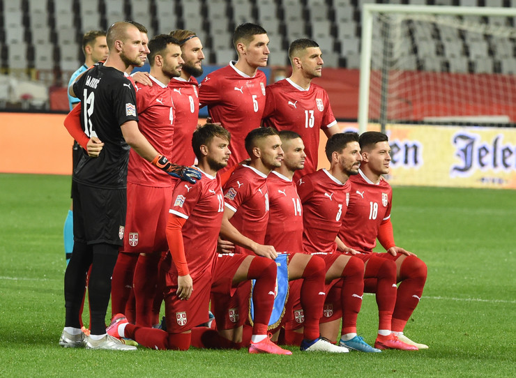 Fudbalska reprezentacija Srbije Fudbalska reprezentacija Mađarske